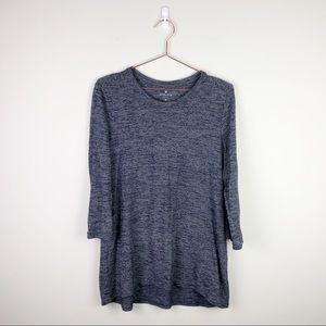 athleta 3/4 sleeve Tee Shirt tunic